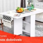 As melhores mesas dobráveis